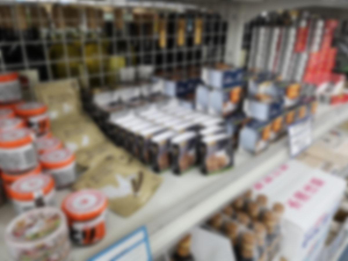 缶詰在庫買取