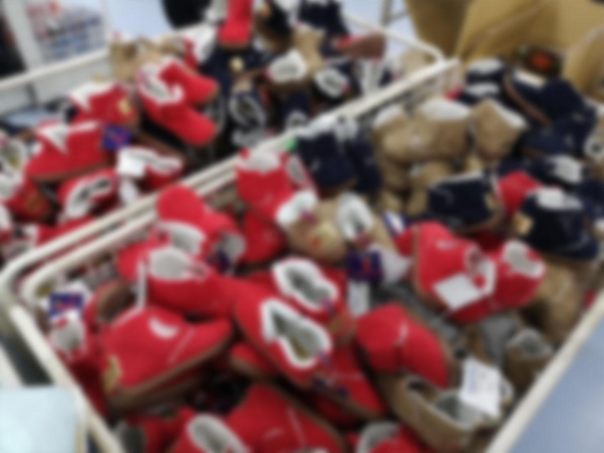 子供靴買取