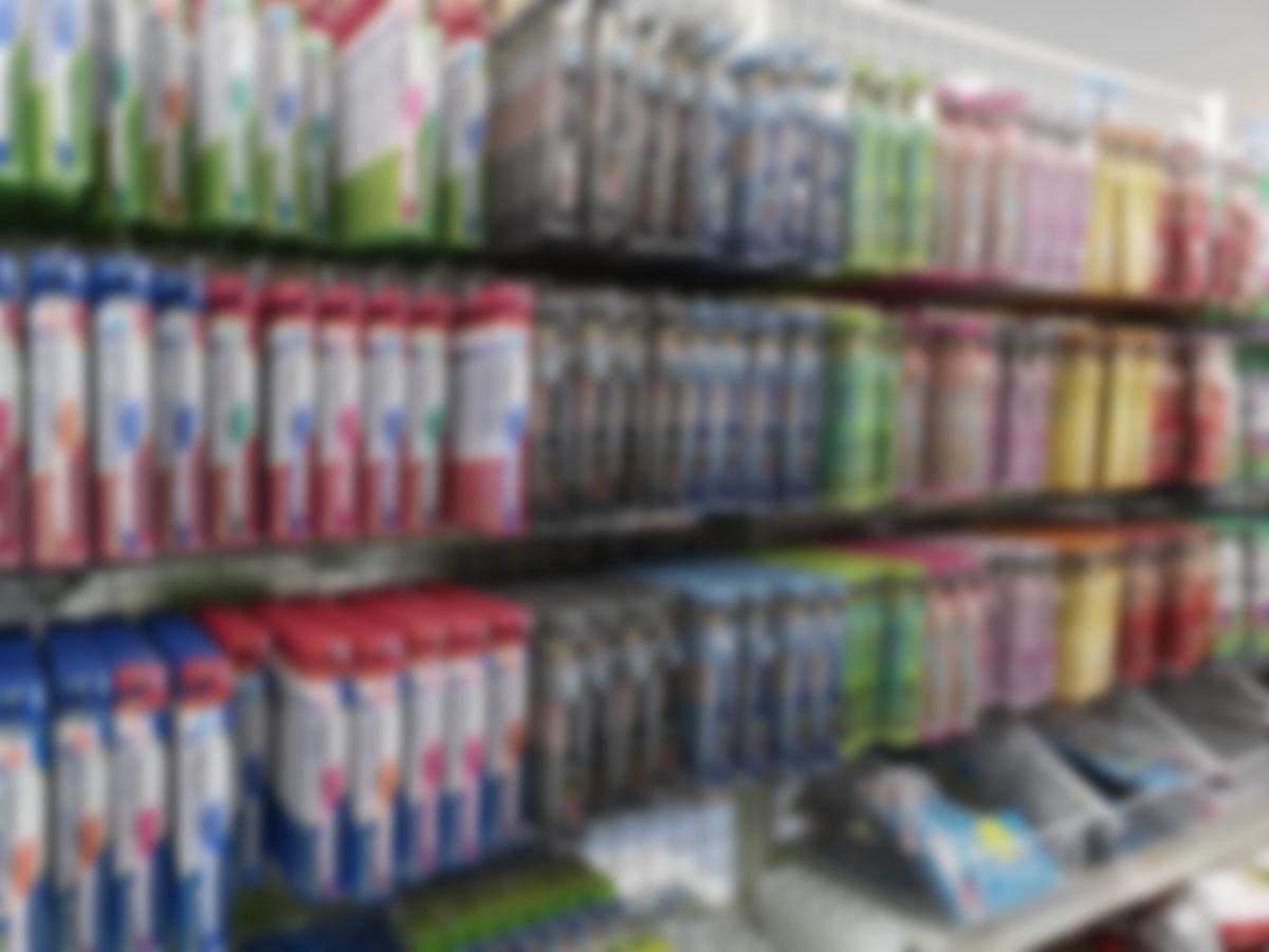 歯ブラシ在庫買取