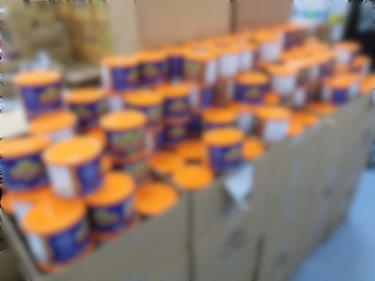 ナッツ缶在庫買取
