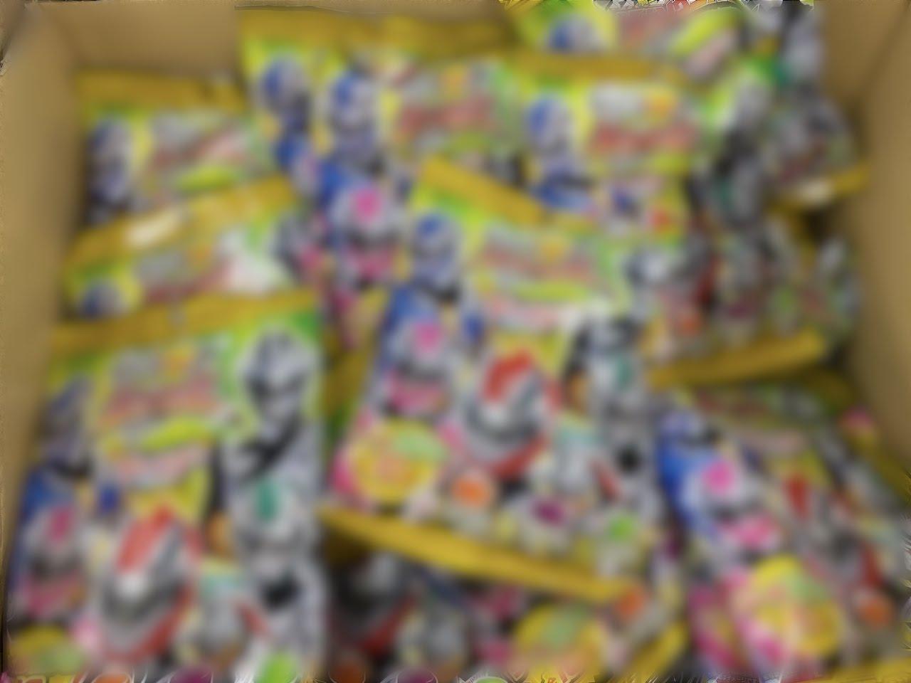 キャラクター菓子買取